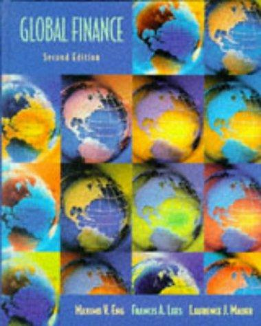 Download Global finance