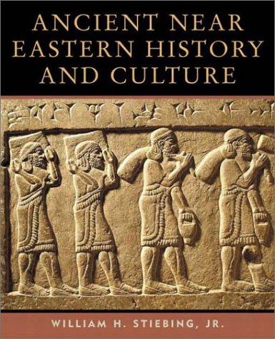 Download Ancient Near Eastern History and Culture