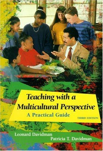 Teaching with a multicultural perspective