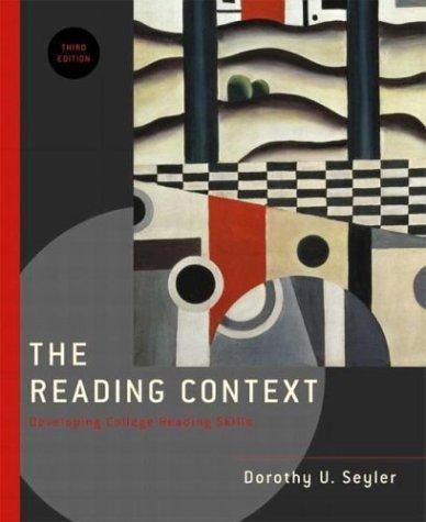 Download The Reading Context