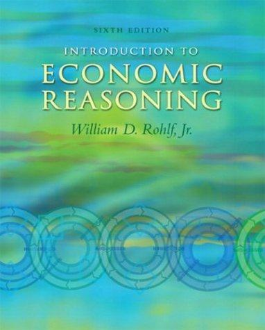 Download Introduction to Economic Reasoning (6th Edition)