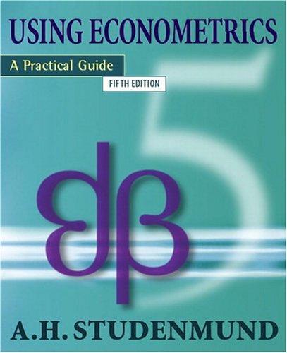 Download Using Econometrics
