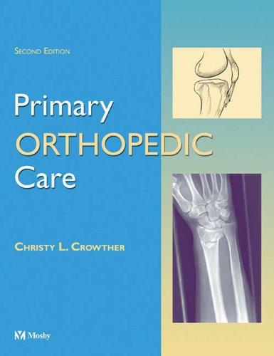 Download Primary Orthopedic Care