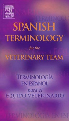 Download Spanish Terminology for the Veterinary Team