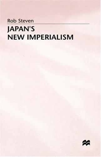 Download Japan's new imperialism
