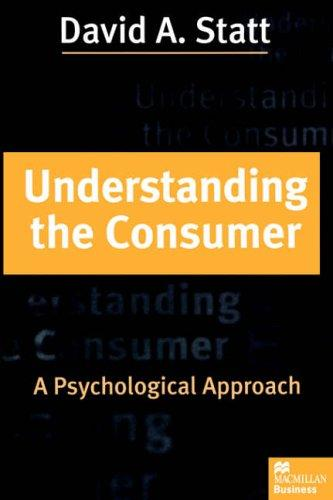 Understanding the Consumer