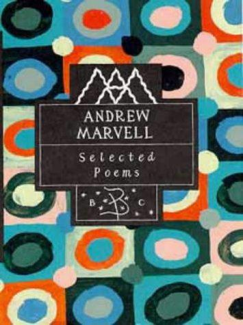 Poems by Andrew Marvell