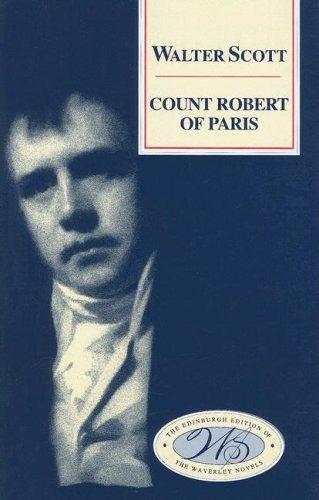 Download Count Robert of Paris (Edinburgh Edition of the Waverley Novels)