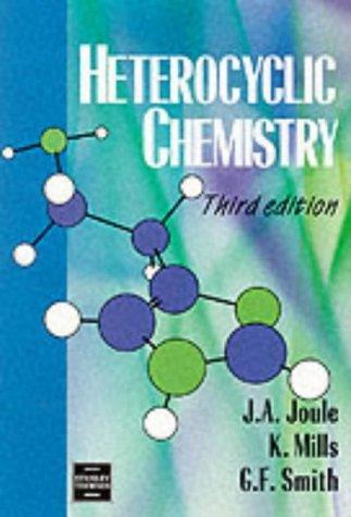 Download Heterocyclic Chemistry