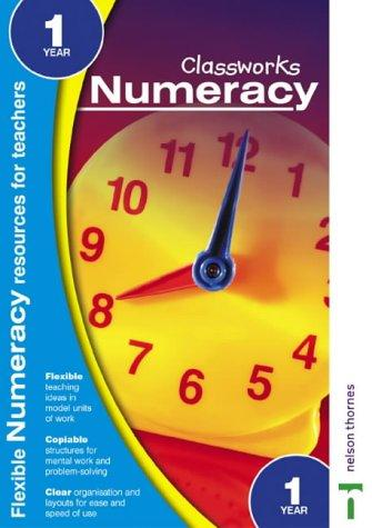 Download Classworks (Classworks Numeracy Teacher's Resource Books)