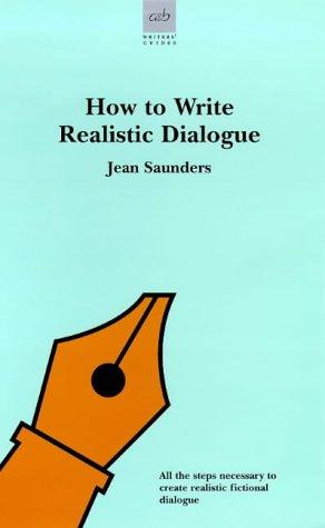 How to write realistic dialogue