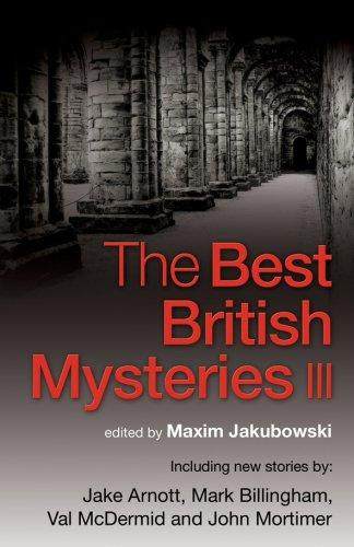 Download Best British Mysteries 2006 (Best British Mysteries)