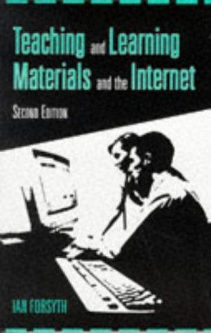 Teaching and learning materials and the Internet