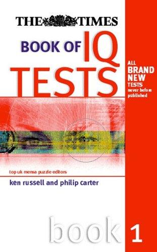 Download The Times Book of IQ Tests