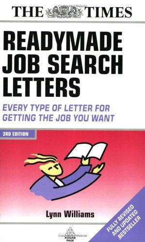 Download Readymade Job Search Letters