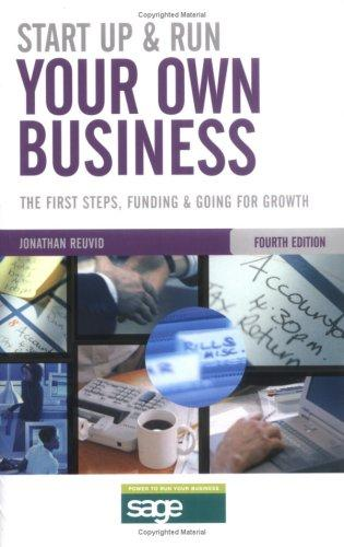 Download Start Up and Run Your Own Business