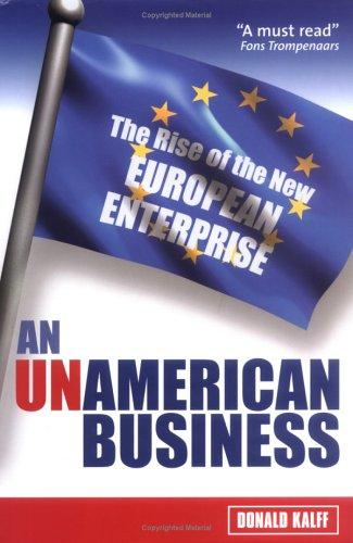 Download An unamerican business