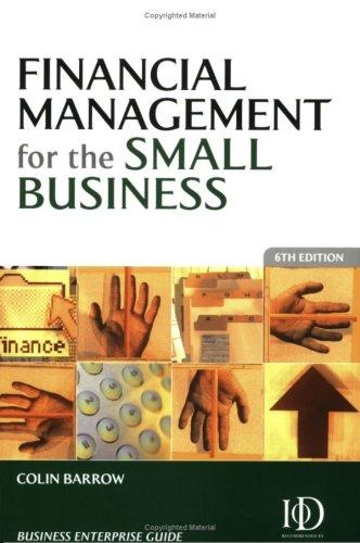Financial management for the small business