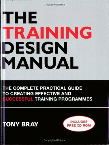 Download The Training Design Manual