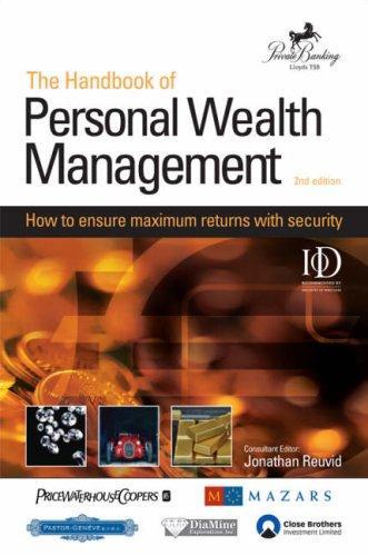 Download Handbook of Personal Wealth Management