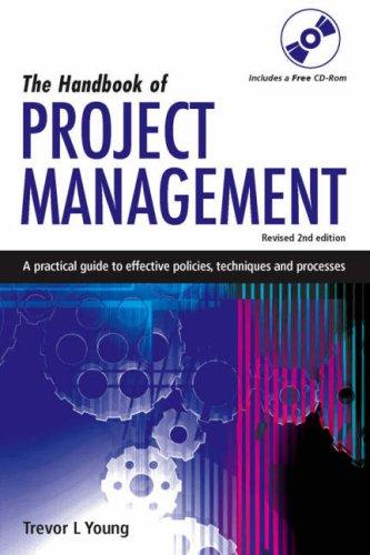 Download The Handbook of Project Management
