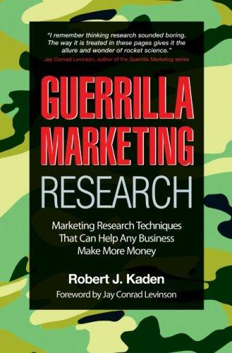 Download Guerrilla Marketing Research