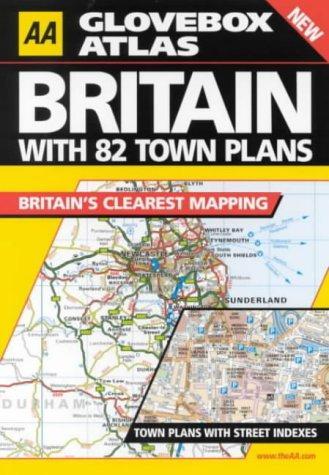 Download Britain (AA Glovebox Atlas)