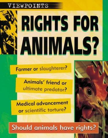 Download Rights for Animals? (Viewpoints)