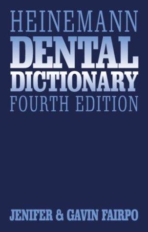 Download Heinemann dental dictionary
