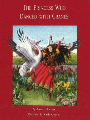 Download The Princess Who Danced With Cranes