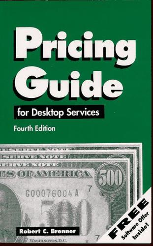 Download Pricing Guide for Desktop Publishing Services