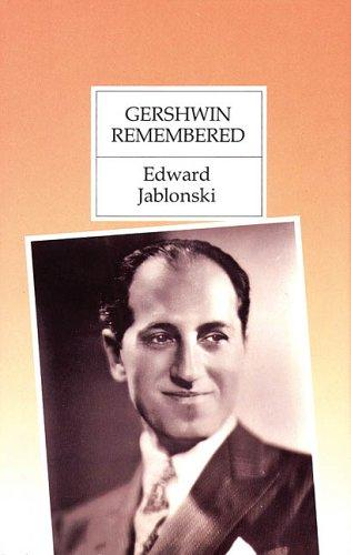 Download Gershwin Remembered