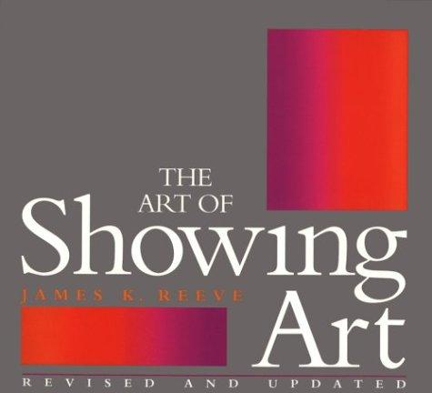 Download The art of showing art