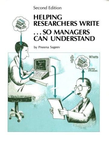 Download Helping researchers write– so managers can understand