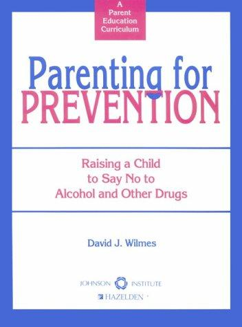 Download Parenting for prevention
