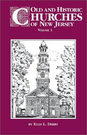 Old and historic churches of New Jersey