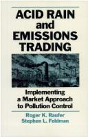Acid rain and emissions trading