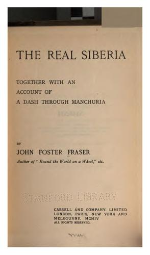 Download The real Siberia
