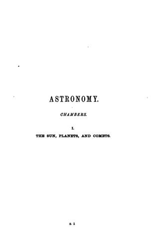 A handbook of descriptive and practical astronomy.