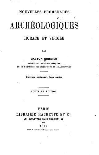 Download Nouvelles promenades archéologiques