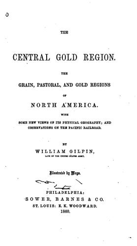 The central gold region.