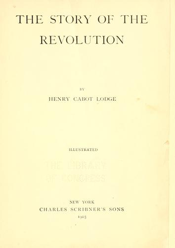 The story of the revolution