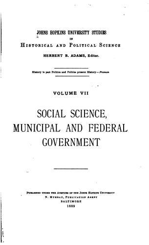 The establishment of municipal government in San Francisco