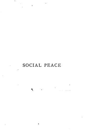 Download Social peace