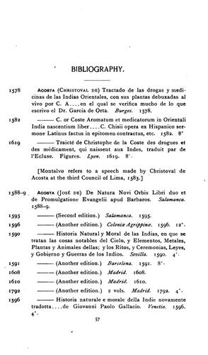A bibliography of the anthropology of Peru.