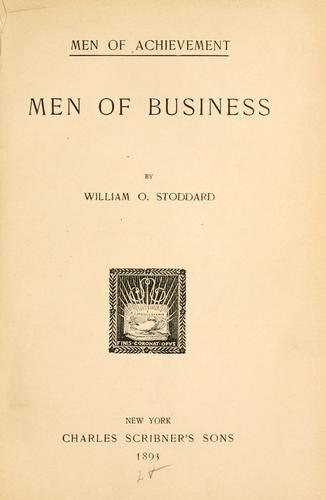 Download Men of business