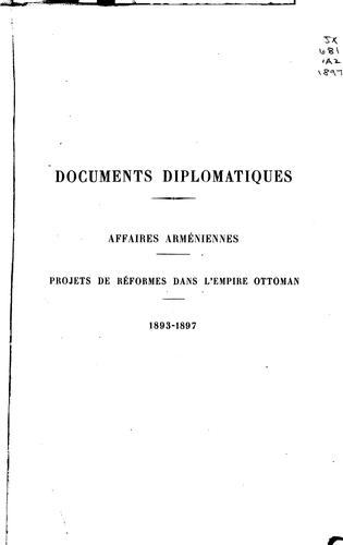 Download Documents diplomatiques.