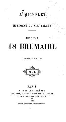 Download Histoire du XIXe siècle …
