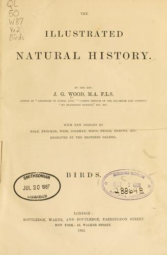 Download The illustrated natural history.