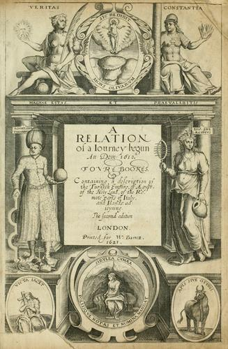 A relation of a iourney begun an. Dom. 1610